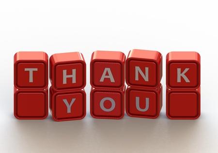 dank u: Cubes: dank je wel