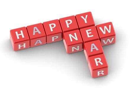 buzzwords: Buzzwords: happy new year