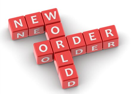 new world order: Buzzwords: new world order