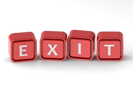 buzzword: Cubes: exit
