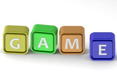 buzzword: Cubes: game