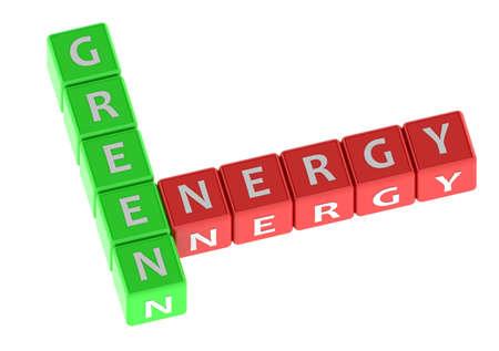 buzzwords: Buzzwords: green energy