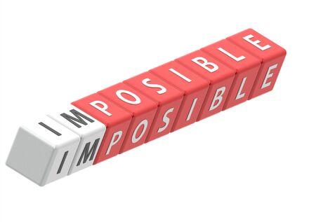 buzzwords: Buzzwords: impossible
