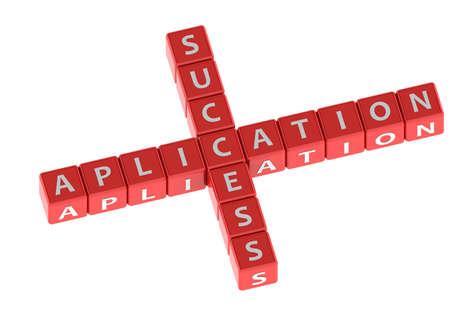 buzzwords: Buzzwords: application success