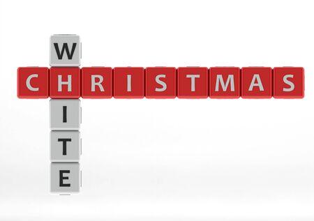 buzzwords: Buzzwords: white christmas