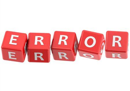 buzzwords: Buzzwords: error
