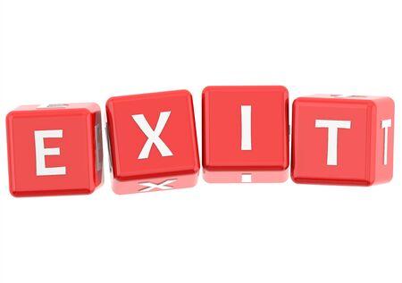 buzzwords: Buzzwords: exit