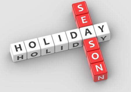 buzzwords: Buzzwords: holiday season