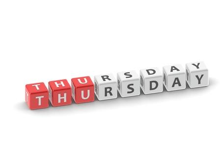 thursday: Thursday