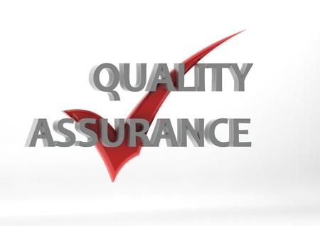 Quality assurance Stock Photo - 12475794