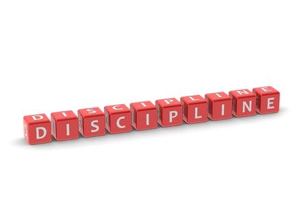 buzzword: Discipline