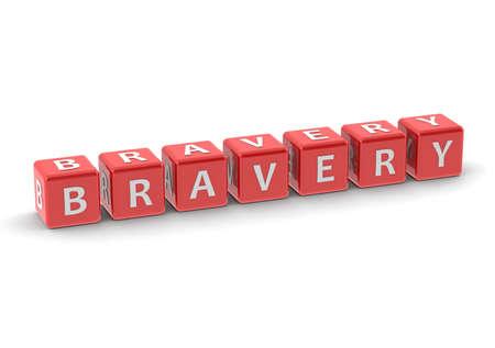 Bravery Stock Photo