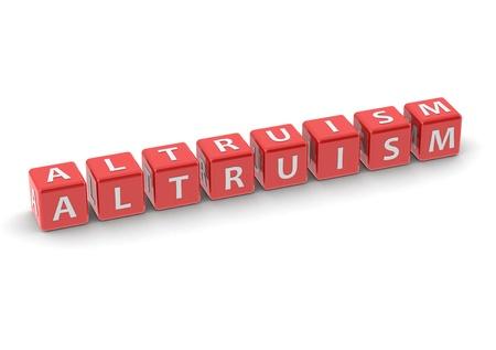 altruismo: Altruismo