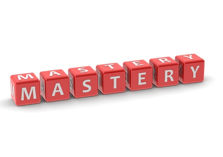adeptness: Mastery Stock Photo