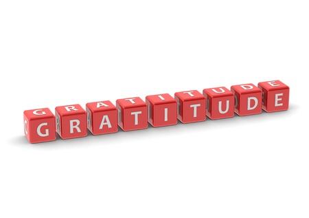 gratefulness: Gratitud Foto de archivo