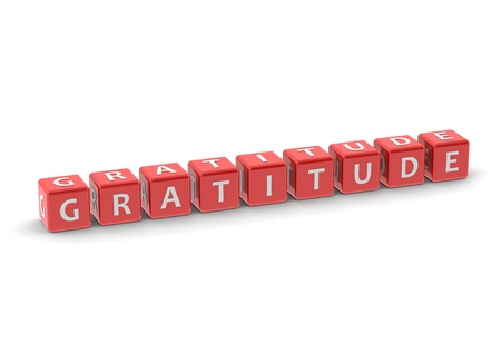 thankfulness: Gratitude Stock Photo