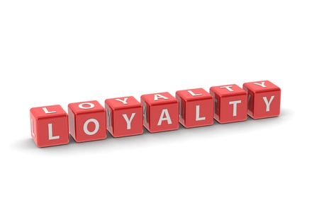 uprightness: Loyalty Stock Photo