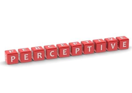 perceptive: Percettivo