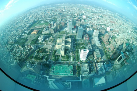birdeye: Bird-eye view of Taipei