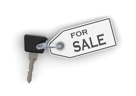 For sale Stock Photo - 13641507