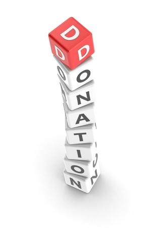 write off: Donation