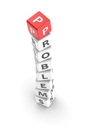 Problems Stock Photo - 13660804
