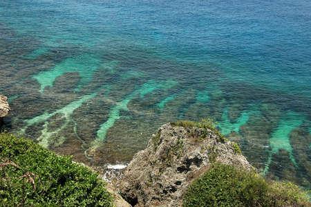 Clean ocean Stock Photo - 13845357