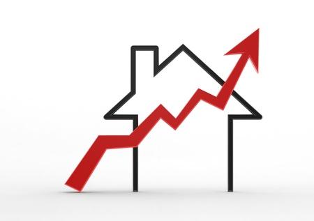 housing estates: Casa in vendita in crescita
