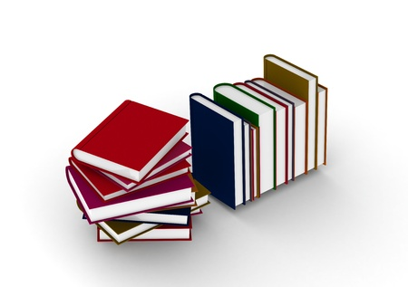 free stock photos: Stack of books