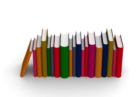 group picture: Libros, libros, libros
