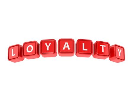 glorification: Buzzword  Loyalty