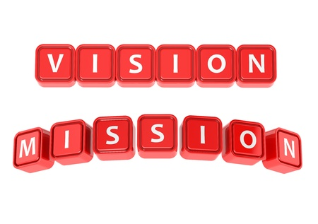 Buzzword vision mission photo
