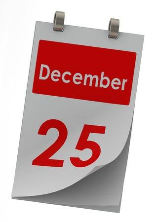 December 25 Stock Photo - 14185855
