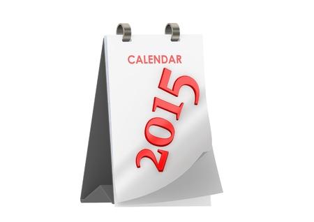 Calendar 2015 photo
