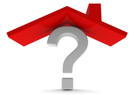 Home Questions Stock Photo
