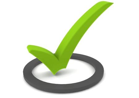 concept images: Controlla cerchio list