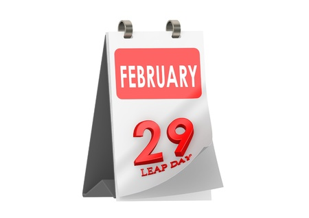Leap day Stock Photo - 14284786