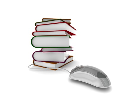 high volume: E book learning