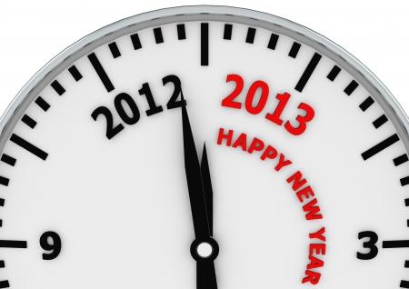 New Year 2013 Stock Photo - 14556223