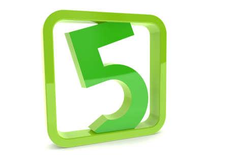 number 5: Number 5
