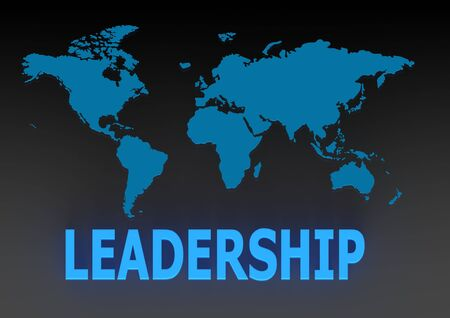Global leadership photo