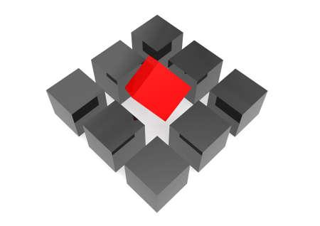 Cube Stock Photo - 14822148