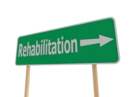 Rehabilitation concept Stock Photo - 14822173