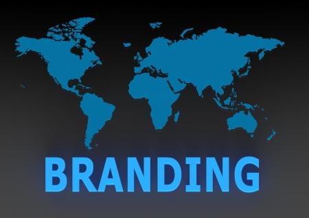 Global Branding Stock Photo - 14894659