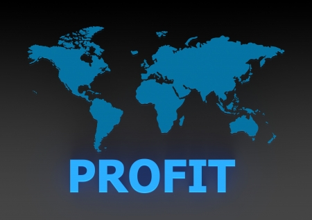 Profits From a Global Company photo