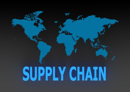 Supply Chain Management Imagens - 14894670