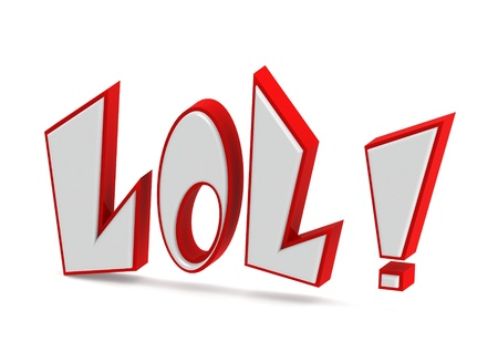 Laugh Out Loud Stock Photo - 14958750