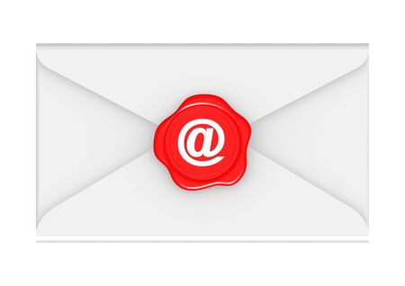 Sealed envelope Stock Photo - 15027040