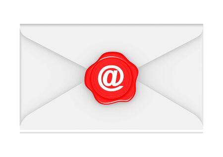 Sealed envelope Stock Photo - 15027040