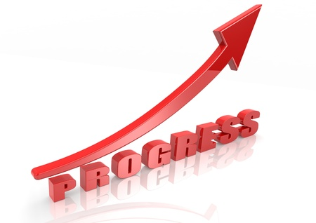 Progress  Stock Photo - 15098203